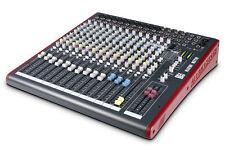 ALLEN & HEATH ZED-16FX 13-KANAL DJ PA MIXER STUDIO MISCHPULT STEREO EFFEKT USB
