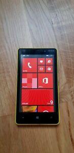 Nokia 820.1 black/yellow (unlocked) smartphone