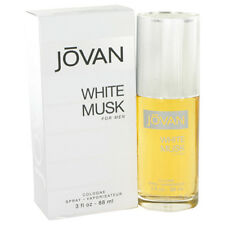Jovan Jovan White Musk EDC Eau De Cologne Spray 90ml Mens Cologne