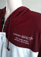 "2XL LOCKHEED MARTIN JACKET ""THE SKUNK WORKS-ARTIFICIAL INTELLIGENCE""       shirt"