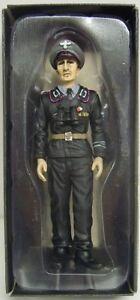 Finished Figure Panzerkommandeur Standing Ernst Johann Tetsch, Torro, 1:16, New