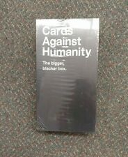 Cards Against Humanity The Bigger, Blacker Box New Sealed Board Games