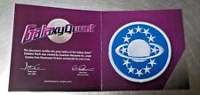 Loot Crate Exclusive - Galaxy Quest Blue Emblem Patch - New!