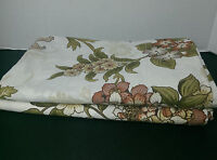 JC PENNY HOME COLLECTION TWO KING SIZE PILLOW SHAMS FLORAL NWOT