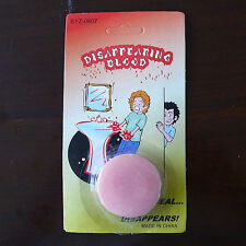 2 Packs Joke Trick Disappearing Blood Soap Play Prank Gag Interesting Funny Fun