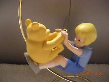 Hallmark Ornament - 1999 - Playing wuth Pooh 0 Christopher Robin & Pooh