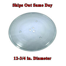 NEW Samsung Microwave Turntable Glass Tray 12-3/4 inches # DE74-20015G