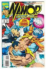 NAMOR, THE SUB-MARINER #45 (12/93)--NM / Inhumans cameo; Geof Isherwood-art/cv^