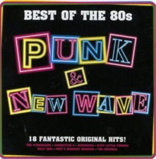 Various Artists-80`S Punk & New Wave  (UK IMPORT)  CD NEW