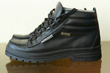 Mephisto Black Leather Boots Gore-tex Sz. 8