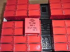 Posten Lot of 84pcs MKP 4 Kondensatoren Capacitors DC-LINK MKP4 22uF 900V WIMA