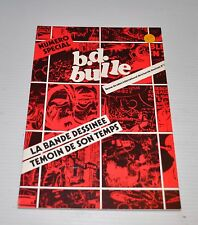BD BULLE Numero Special #7 Bande Dessinee ANGOULEME 1981