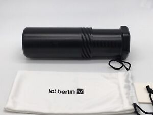 Ic! Berlin Case Glasses Case Cover Case+Glasses Pouch Diameter 1 25/32in Small