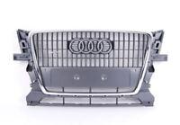New Genuine Audi Q5 8R Front Radiator Grille Stone Grey Quattro 8R0853651A1QP