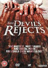 The Devil's Rejects DVD Region 2 PAL