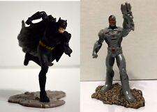 Schleich BATMAN & CYBORG DC Justice League Action Figures