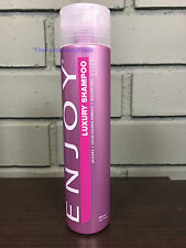 ENJOY Sulfate Free Luxury Shampoo 10.1oz (NEW PACKAGING FOR 2017) Free Shipping!
