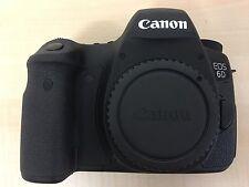 Canon EOS 6D 20,2 MP SLR-Digitalkamera - Schwarz (Nur Gehäuse), TOP-Zustand!