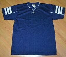 Adidas Large Blue #2 Soccer Football Fashion Jersey Shirt Nice Large 00s Fire