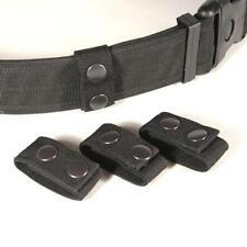 """Set of 4 Protec Nylon Belt Keeps for 2"""" or 50mm Duty Belts."""