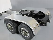 Aluminum Dully Wheel Fender Set Tamiya RC 1/14 Knight King Hauler Aeromax Semi