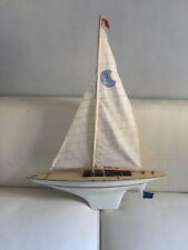 HELKO mod 183 barca a vela voilier sail boat vintage 1970