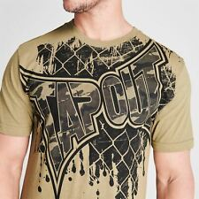 Tapout Octagon T-Shirt Tee Jaula Para Hombres Nuevo Medio Ufc Bellator Wwe MMA