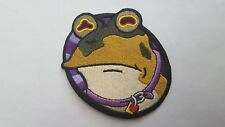 Hypnotoad Futurama Patch