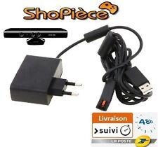 ADAPTATEUR CABLE USB KINECT COMPATIBLE AVEC LES XBOX 360 FAT SLIM ET PC NEUF !