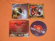 MOB RULES - Hollowed Be Thy Name CD Candlemass Helloween EX