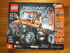 LEGO TECHNIC 8110 Unimog U400  Mercedes-Benz, 2048 pieces, New in Sealed box