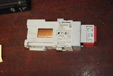 Allen Bradley 100-C30Z*00 Series C, 24vdc Relay, 100S-C30Dj04C, w/ 100S-F Module