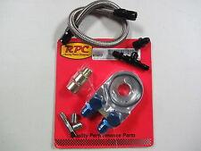 Honda Acura LS VTEC Oil Line Kit Conversion Kit B18AB18B B20 H23 Adapter Plate