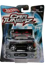 2002 Hot Wheels Car Tunerz 2002 Cadillac Escalade Black