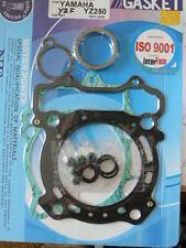 Pochette de joints haut moteur pour la Yamaha 250 YZF de 2001 a 2011 +   (p)