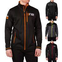FXR Racing F20 Elevation Tech Mens Sweatshirt Jacket Hoody Zip Up Fleece Hoodies