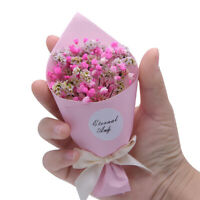 Wedding Decor Bouquet Dried Flower Mini Artificial Flower Valentine's-Day CF7Z