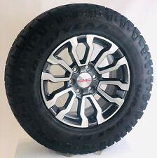 "New Takeoff Gmc Sierra Yukon 18"" At4 Wheels Goodyear At Tires Tpms Lug Nuts"