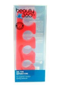 Buy 1 get 1 50% off Beauty 360 Gel Toe Separators