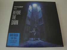 Kate Bush: BEFORE THE DAWN- Complete 2014 Live Recording 4 LP vinylbox + Booklet