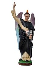 Saint Vincent Ferrer resin statue cm. 45
