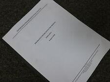 2005 International DT466 DT570 HT570 Engine Diagnostic Troubleshooting Manual