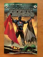 TALES FROM THE DARK MULTIVERSE INFINITE CRISIS 1 Weeks Main Cover A 2019 NM+