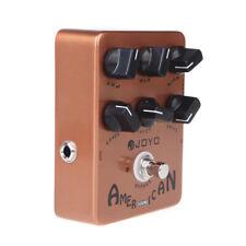 Portatile JOYO JF-14 American Sound Chitarra Amp Simulatore Effetto Pedale G0F4