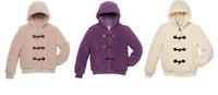 Coffeeshop Girls' Whubby Fleece Hooded Jacket - VARIETY