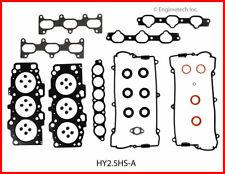 Enginetech HY2.5HS-A Engine Cylinder Head Gasket Set