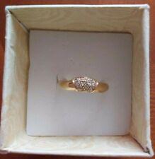 # Jolie Bague Or 750 mil diamants TDD 54 / 2,11 grammes