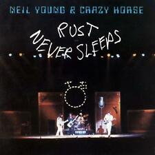 NEIL YOUNG - RUST NEVER SLEEPS CD ~ CRAZY HORSE *NEW*
