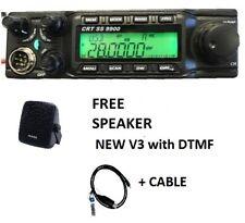 NEW MODEL V3 CRT SS 9900 Ham Radio CB CTCSS DCS Superstar anytone 6666 10 11 12m