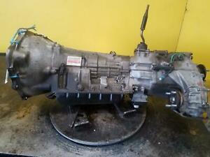 TOYOTA HILUX Gearbox and Transfer Box 3.0 D4D Diesel 5 Speed Automatic 2012
